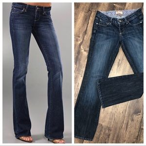"Paige ""Laurel Canyon"" bootcut Jeans"